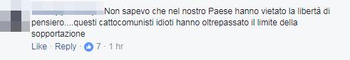fabrizio bracconeri kyenge insulti twitter - 4