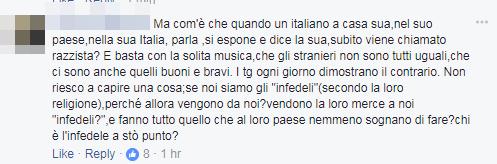 fabrizio bracconeri kyenge insulti twitter - 6