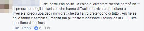 fabrizio bracconeri kyenge insulti twitter - 7