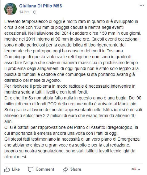 giuliana di pillo m5s ostia - 1
