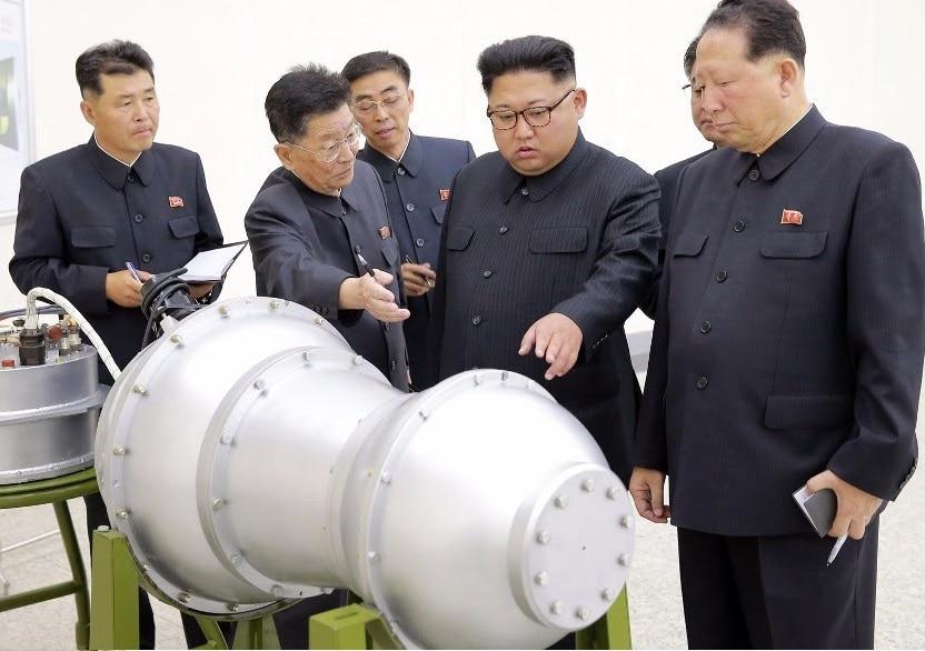 kim jong un corea del nord