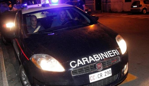 marco camuffo pietro costa carabinieri stupro firenze