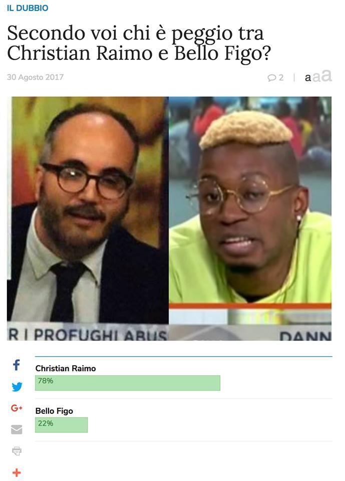 sondaggio libero
