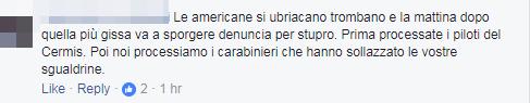 stupro firenze carabinieri turiste usa - 8