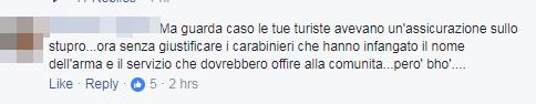 stupro firenze carabinieri turiste usa - 14