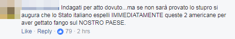 stupro firenze carabinieri turiste usa - 20