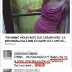 stupro firenze carabinieri turiste usa - 6