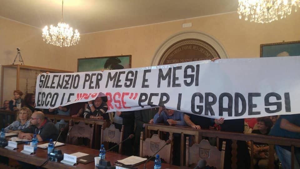 casapound grado profughi sindaco raugna -3