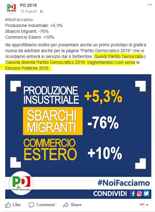 democratici 2018 pd 2018 comunicazione pd renziano - 11