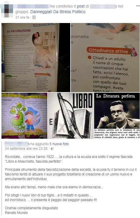 genitori no vax libri scuola vaccini - 4