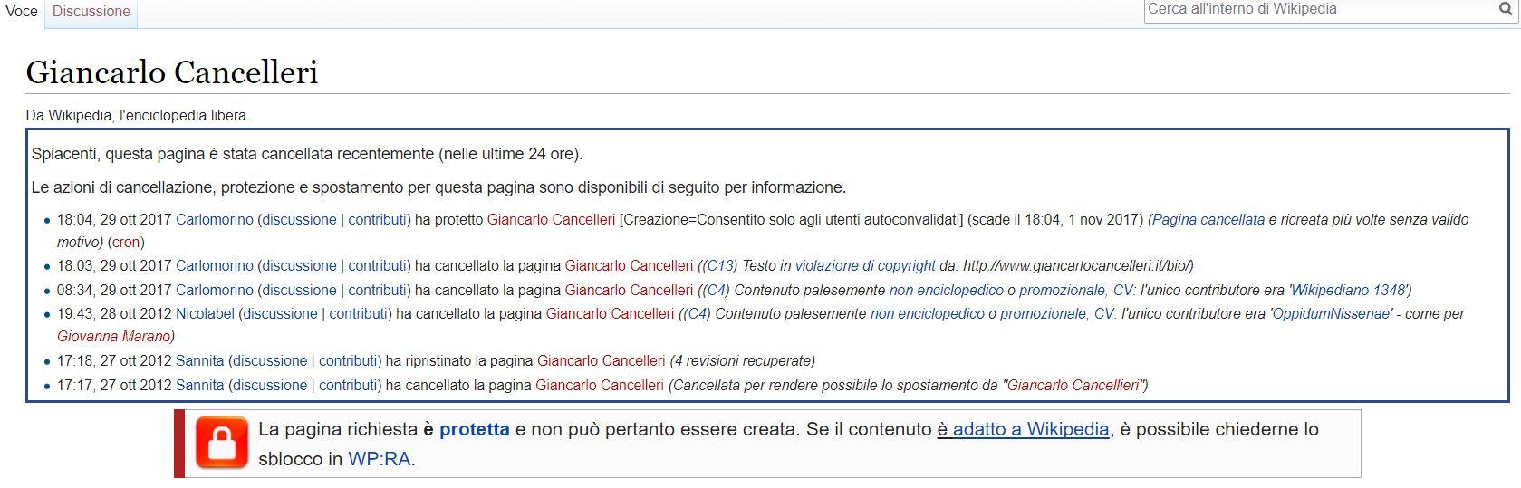 giancarlo cancelleri wikipedia