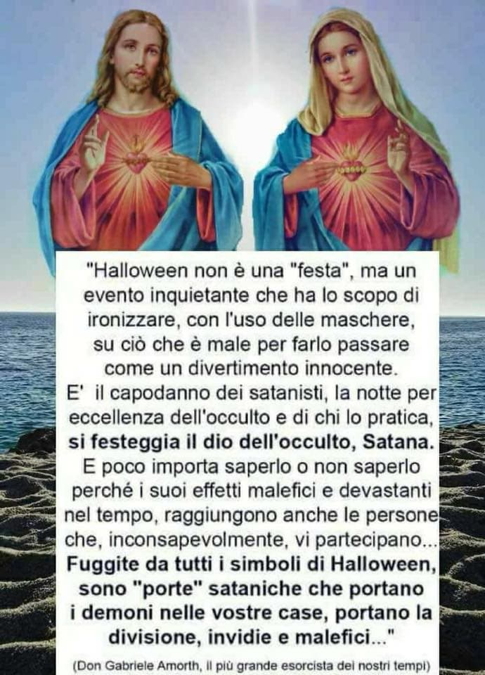 halloween forza nuova proteste - 10