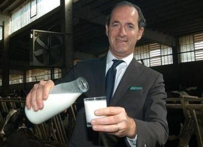 infrazione italia quote latte multe zaia - 1