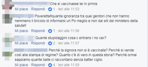 mamma incinta morbillo roma corvelva no vax - 7