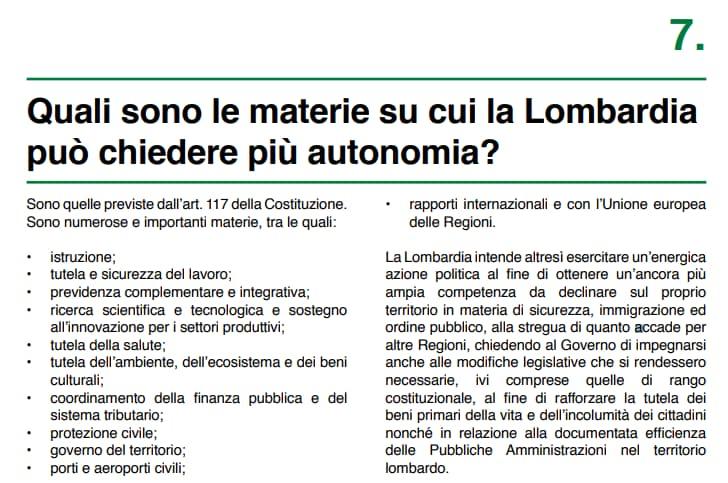 referendum autonomia veneto lombardia cosa cambia - 3