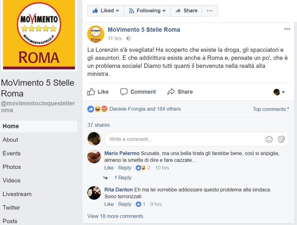 roma istituto superiore sanità