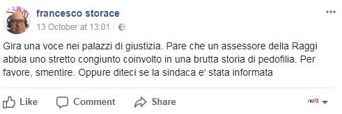 storace fratello gennaro pedofilia - 4