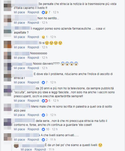 striscia la notizia vaccini propaganda - 2