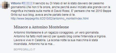 antonino monteleone di maio insulti - 7