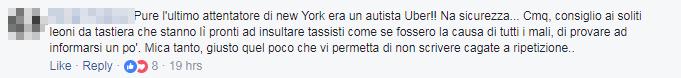 as roma uber partnership accordo tassisti proteste - 4