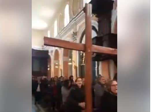 Canti e balli in Chiesa: