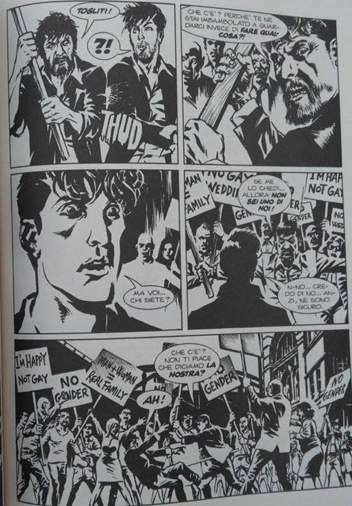 dylan dog gender 1