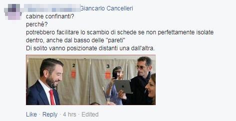 giancarlo cancelleri sicilia elezioni complotto - 1