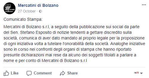 mercatini bolzano apologia fascismo torino - 1
