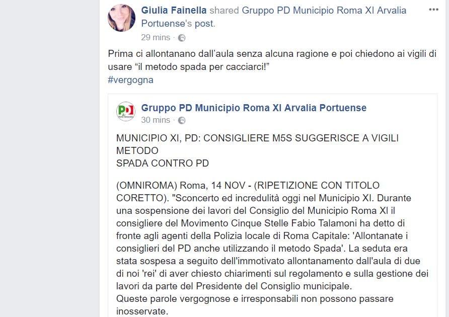 municipio XI SPADA
