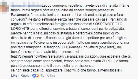 silvia virgulti luigi di maio lasciati - 14