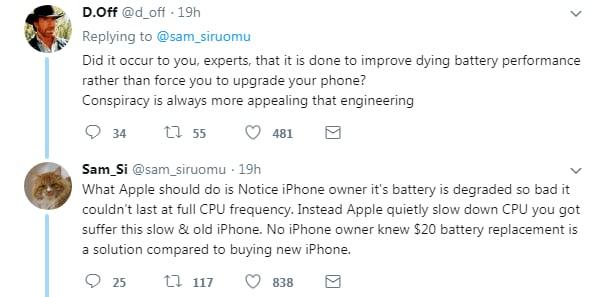 apple iphone lento batteria - 2