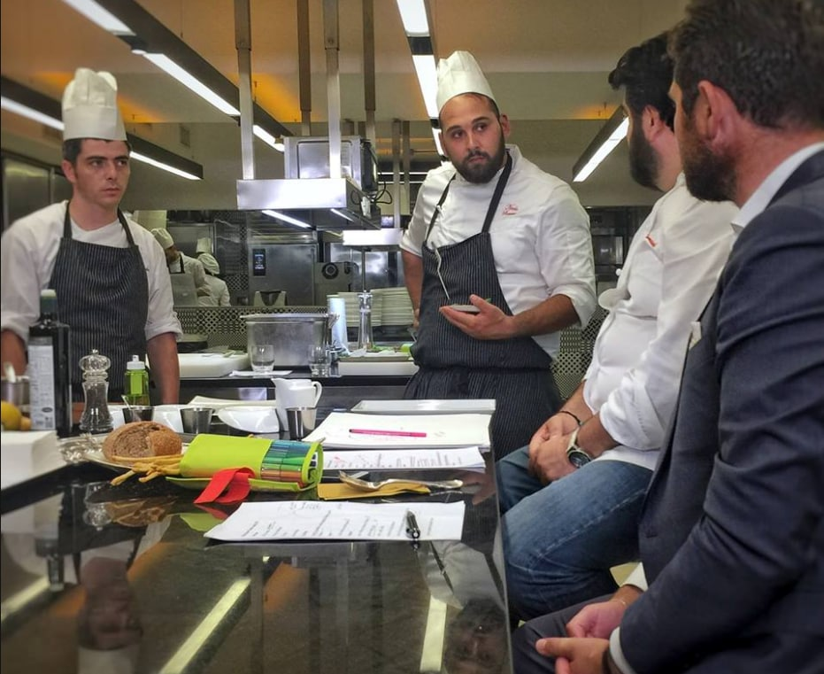 chef cannavacciuolo nas bistrot torino - 2