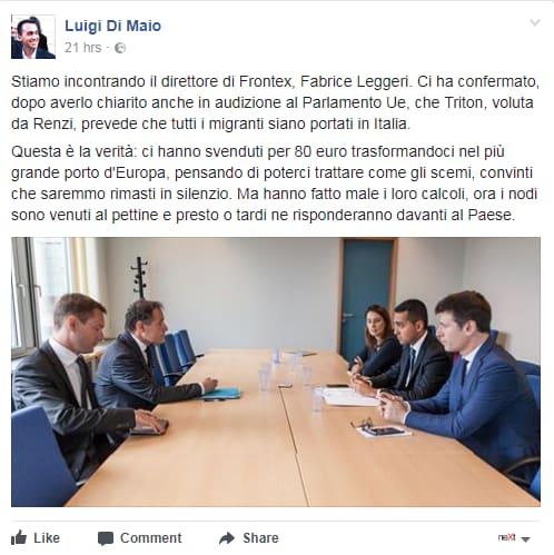 di maio bonus 80 euro abolizione - 2