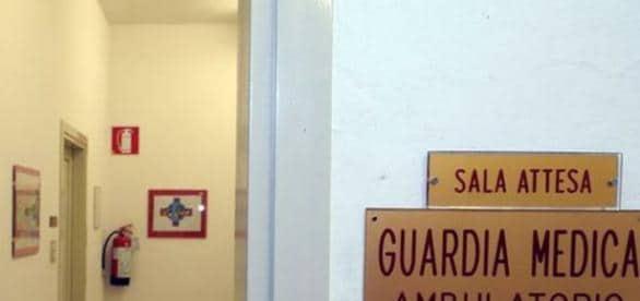 guardia medica querela bari