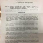 mozione sfiducia capoccioni III municipio roma m5s -1