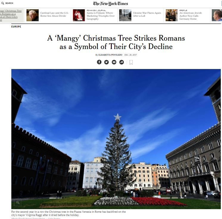 spelacchio new york times