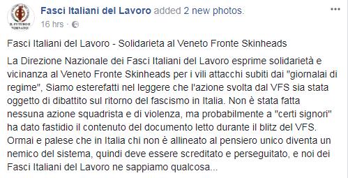 veneto fronte skinheads como pagina facebook - 2