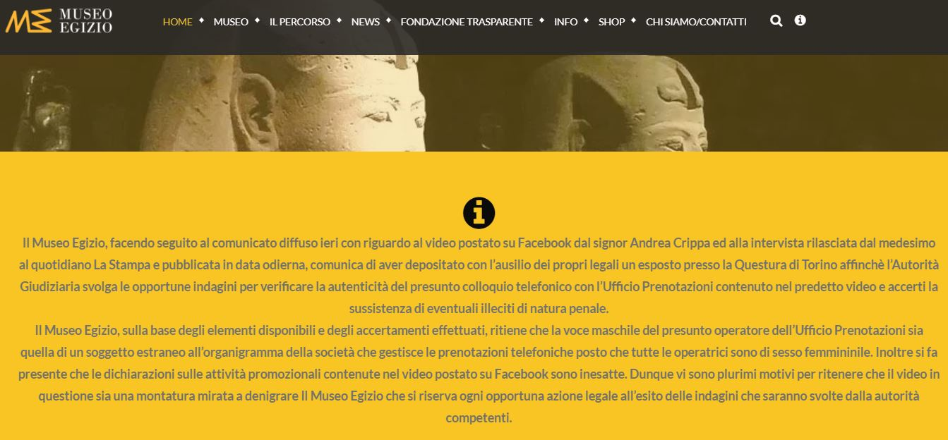 andrea crippa museo egizio 1