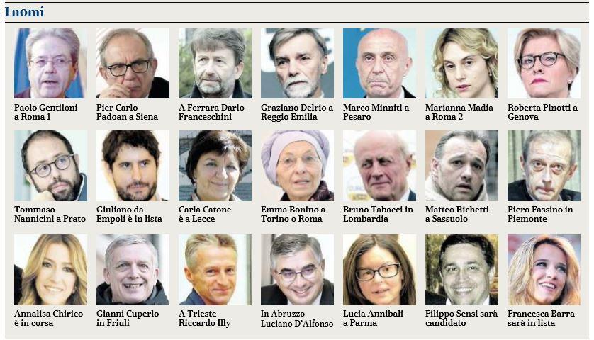 candidati pd 1
