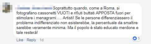 complotto monnezza roma emilia romagna - 2