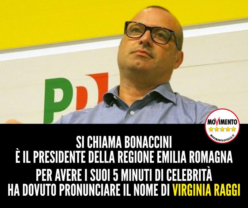 daniele diaco bonaccini rifiuti emilia romagna roma - 4