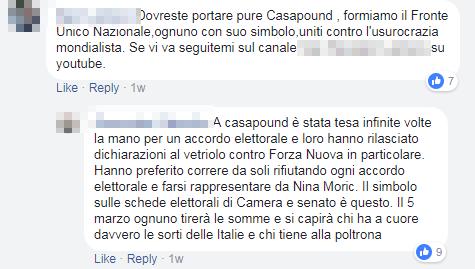 forza nuova fiamma tricolore italia agli italiani fasci italiani del lavoro - 7