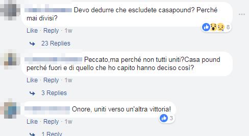 forza nuova fiamma tricolore italia agli italiani fasci italiani del lavoro - 8