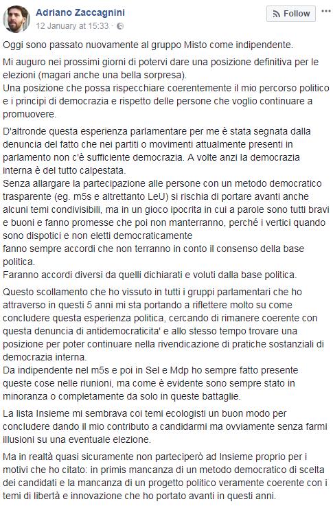 franco trinca riscossa italia free vax - 8