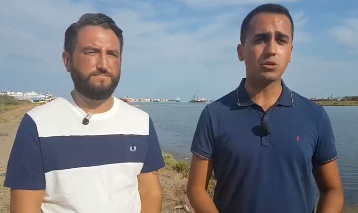 giancarlo cancelleri luigi di maio m5s sicilia