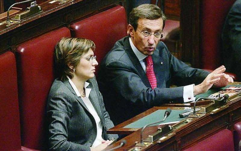 giulia bongiorno gianfranco fini