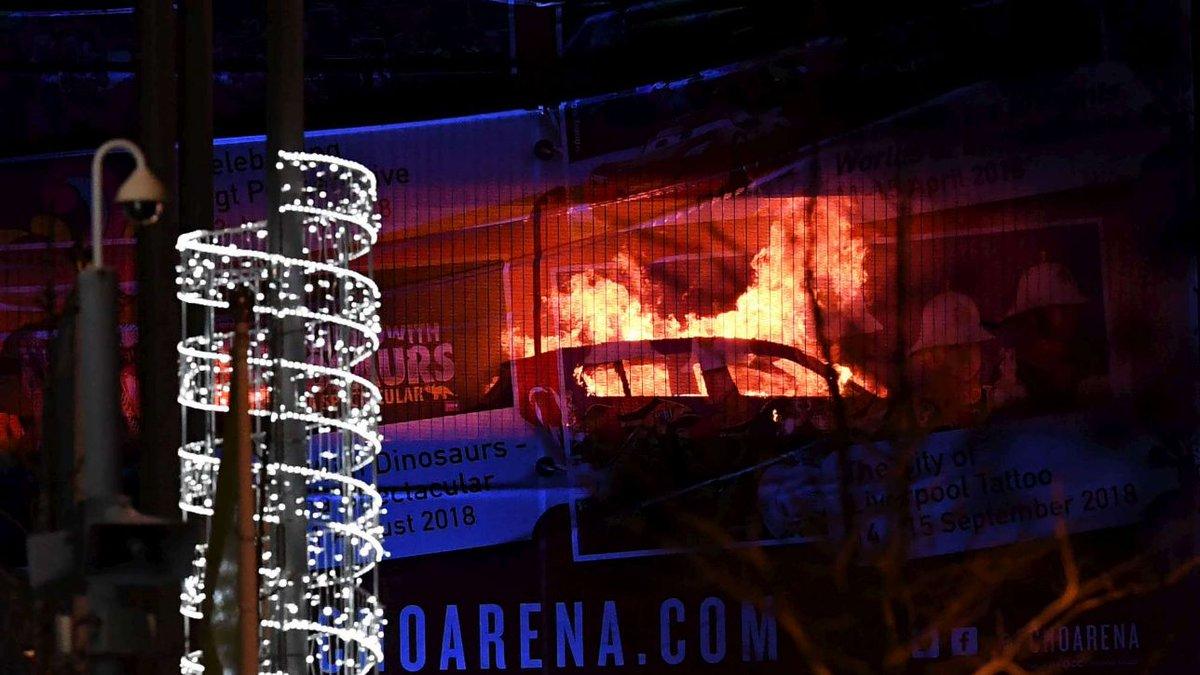 incendio parcheggio liverpool 3