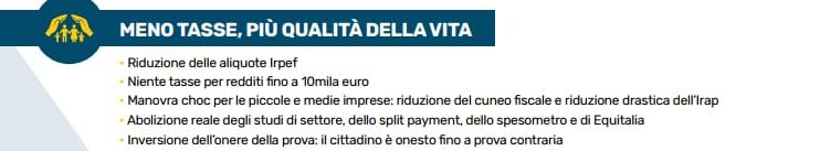 m5s coperture qualità vita italiani bufala - 3