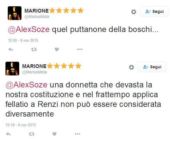marione marius mida twitter - 2
