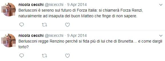 nicola cecchi di maio renzi m5s - 3